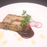 イタリア料理 モナリザン - 鰯のトルティーノ