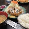 浜っ子 - 料理写真:しそ巻きロースカツ定食 1430円