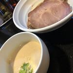 七福軒 - 料理写真:冷やしホワイトつけ