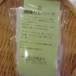 永野鰹節店 - パンチのある出汁ができます 300円