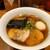 支那そばや - 料理写真:名古屋コーチン玉子入り醤油らぁめん(1250円)