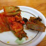 15745262 - 激辛のキムチと高菜