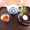 茶房古九谷 - 料理写真:加賀の紅茶と和菓子
