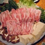 さつま料理 よ田屋 - 人気のしゃぶしゃぶコース