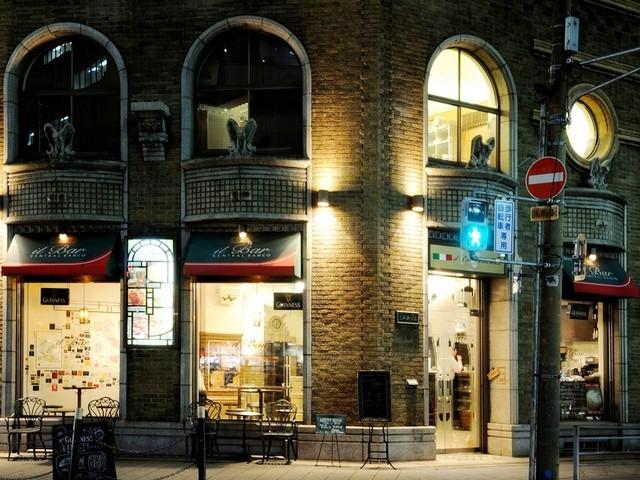 il Bar CENTRAL BANCO - レトロビルの雰囲気をとことん楽しめるバール