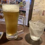 鳥焼処 鳥ぼん - ビールと焼酎