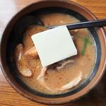 蔵出し味噌麺場彰膳 - 料理写真: