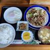 長崎屋 - 料理写真:焼肉定食650円