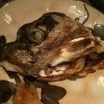 大松屋 - 鯛のお頭