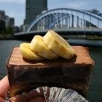 15748763 - バナナショートケーキ350円
