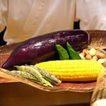 くすのき - 旬の野菜達