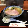 食煅 もみじ - 料理写真:塩そば大盛り、800円+100円。