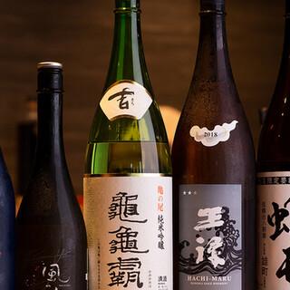 色々日本酒