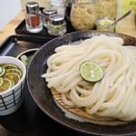 いけこうどん - 料理写真: