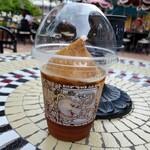 カフェ・オーリンズ - ドリンク写真:紅茶スムージー