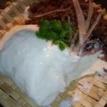 15749037 - 手作り豆腐