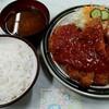 ハイライト食堂 - 料理写真:ジャンボチキンカツ定食
