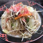 玉川ちゃんぽん - 料理写真:玉川ちゃんぽん   ¥700なり