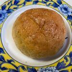 天然酵母ベーカリー トヰチ屋 - メロンパン170円。   きび糖を使ったメロンパンです。