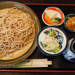 蕎麦うどん 山長 - 料理写真: