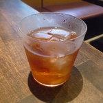 聖護院 - ☆冷たいお茶もありがたいですね☆