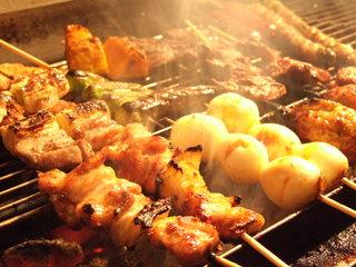 串のきいち - 備長炭使用店 肉の旨味を逃しません!