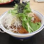かつや - 料理写真: 塩カツ丼