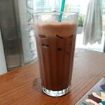 Urth Caffe - アイス・ココア