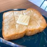kissa hitonoto. - はちみつとバターごパン