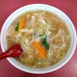 中華料理 集来 - 料理写真:チャンポン(650円)