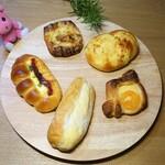 パンのみみ - パン5個購入♡