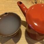 157516259 - 蕎麦湯