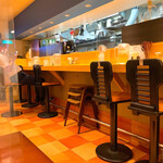 Grill & Kitchen かぼちゃの馬車 - 店内