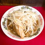 蓮爾 - 料理写真:ミニラーメン680円ヤサイマシ