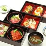 アピアン - フレンチイタリアン寿司セット