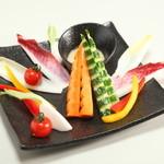 アピアン - 野菜スティックバーニャカウダ