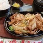 Cafe & Rest 花時計 - 下呂のケイチャン(定食)