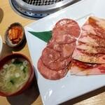 ビラ・リストランテ GAJA - 牛タン・カルビランチ