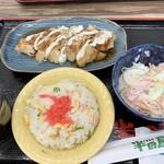 大衆食堂 半田屋 - 私はなんとなく「中華風」でまとめてみました!