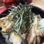 ラーメン大将 - ミニチャーシュー丼