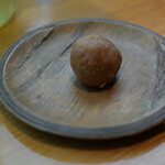 シンシアガーデンカフェ - スリランカ風デザート付き(梅干し位の大きさ)