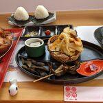 おにぎりと野菜のレストラン 千華 - おにぎりランチスペシャル