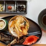 おにぎりと野菜のレストラン 千華 - おにぎりランチスペシャル1