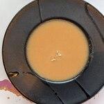 おにぎりと野菜のレストラン 千華 - スープ