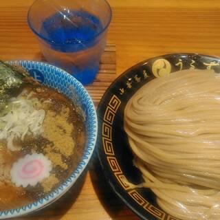 中華蕎麦うゑず - 料理写真:つけ麺・中