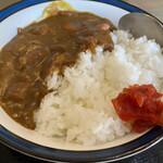 食事処たかはし - ミニカレー200円