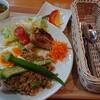 焼菓子家 泉 - 料理写真:キーマカレーのランチプレート