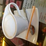 Coco Nut's cafe - 料理写真:カフェラテ  480円