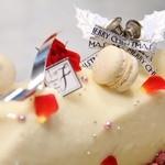 パティスリー ラ ファミーユ - クリスマスケーキ1