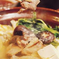 ふぐ 福治 - 宮崎地鶏鍋